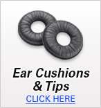 Plantronics Ear Cushions and Tips