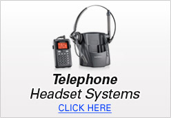 Plantronics Telephone Headset Systems