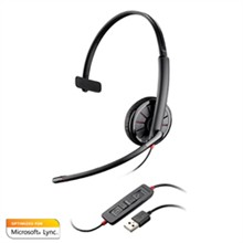 Plantronics Corded Headsets plantronics blackwirec315 m
