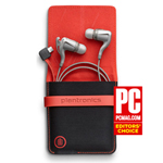 Plantronics Backbeat Go 2 White with Case Stereo Bluetooth Headset