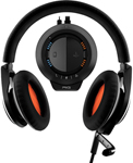 """Plantronics RIG, The Plantronics RIG is a stereo headset with mixer that keeps you connected to your mobile life and your game"