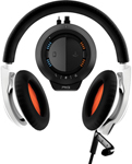 Plantronics RIG-White Headset with Mixer