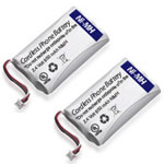 Plantronics CT14 Battery 81087-01 (2 Pack) Battery Pack