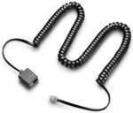 Plantronics Ext Cord 40286-01 Coil Extension Cable