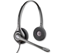 Plantronics Stereo Corded Headsets  plantronics supraplus hw261n
