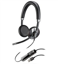 Plantronics USB Headsets plantronics blackwire C725