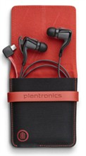 plantronics personal headsets plantronics backbeat go 2 black with case