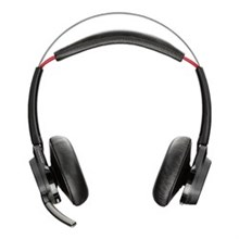 Plantronics Stereo Wireless Headsets plantronics voyager focus uc b825