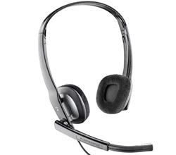 Plantronics Corded Headsets plantronics blackwire c220