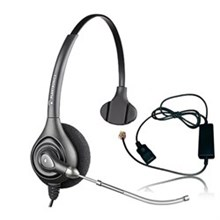 Plantronics Reconditioned Corded Headsets plantronics supraplus hw251 with a10