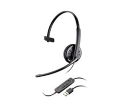 Plantronics Corded Headsets plantronics blackwire c310 m taa