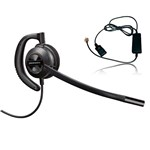 Plantronics EncorePro HW530 with A10 Over-the-Ear Mono Corded Headset