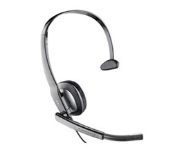 Plantronics Microsoft Office Headsets blackwire c210 usb