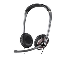 Plantronics Corded Headsets blackwire c420