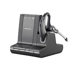 Plantronics Reconditioned Savi Series Wireless Headset plantronics savi w 730 m