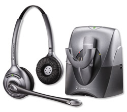 Plantronics Stereo Wireless Headsets cs361N
