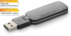 Plantronics USB Adapters plantronics adapter d100usb m 83876 01