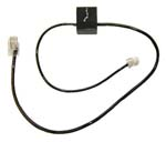 Plantronics Cable Tele 86007-01 Interface Cable