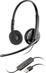 Plantronics Blackwire C320-M BlackwireC320 Corded Headset
