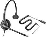 Plantronics AW450N A10 SupraPlus Corded Headset