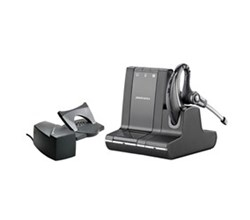 Plantronics Reconditioned Savi Series Wireless Headset plantronics savi w730 m