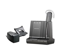 Plantronics Home Office Headset Systems plantronics savi w740 with hl10