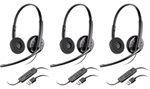 Plantronics Blackwire C320-M-3 BlackwireC320 Corded Headset