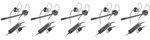 Plantronics Blackwire C435-M-5 Headset