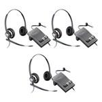 Plantronics EncorePro HW301N with M22-3 EncorePro Corded Headset