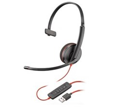 Plantronics USB Headsets plantronics blackwire c3210 usb a