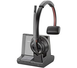 Plantronics Mono Wireless Headsets  plantronics savi w8210
