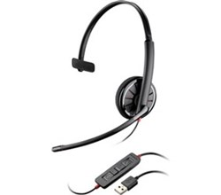 Plantronics Blackwire C200 panasonic blackwire c310 mono taa