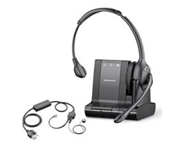 Plantronics W710 plantronics savi w710 with ehs cable