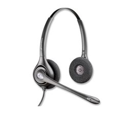 Plantronics Stereo Corded Headsets  plantronics supraplus hw261n free upgrade to encorepro hw520