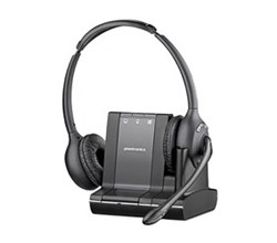 Plantronics Reconditioned Savi Series Wireless Headset plantronics savi w720 m free upgrade to savi 8220 m