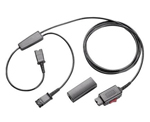 Plantronics Y Trainer Adapter 62011-01 Y Adapter Trainer