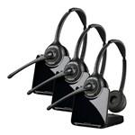 Plantronics CS520 XD-3 Stereo Wireless Headset
