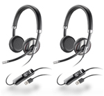 Plantronics Blackwire C720-M-(2 Pack) Corded USB Headset