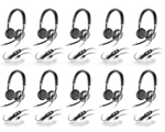 Plantronics Blackwire C720-M-(10 Pack) Corded USB Headset