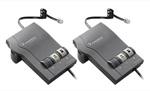 Plantronics M22-R-2 Phone Headset Amplifier w/ Clearline Audio Technol
