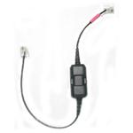 Plantronics Adapter AvayaLucent M12 46268-01 Adapter Cable