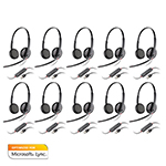Plantronics BlackwireC325-M-10 Stereo Corded Headset
